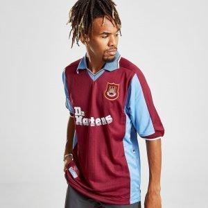 Score Draw West Ham United '98 Home Shirt Burgundy / Blue