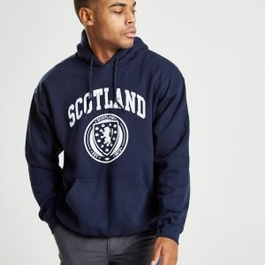 Source Lab Scotland Fa Hoodie Laivastonsininen
