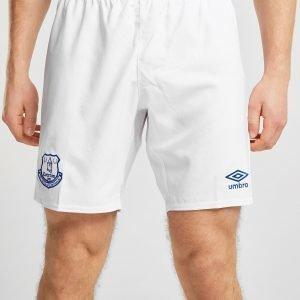 Umbro Everton Fc 2018/19 Home Shortsit Valkoinen