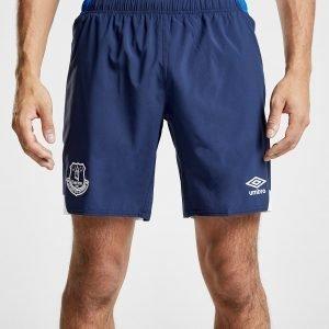 Umbro Everton Fc 2018/19 Third Shorts Laivastonsininen