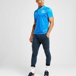 Umbro Everton Fc Poly Polo Shirt Sininen