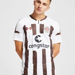 Under Armour Fc St. Pauli 2018/19 Away Shirt Valkoinen